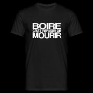 Tee shirts ~ Tee shirt Homme ~ BOIRE