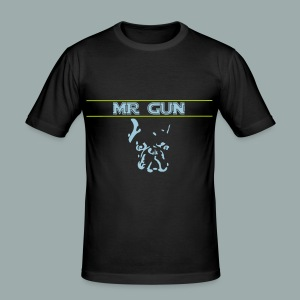 Mr Gun - Head - Tee shirt près du corps Homme