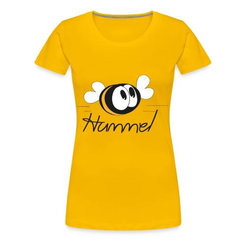 Hummel - Frauen Premium T-Shirt - Frauen Premium T-Shirt