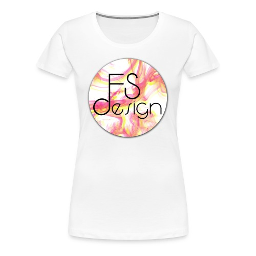 FSdesign Shirt für Frauen - Frauen Premium T-Shirt