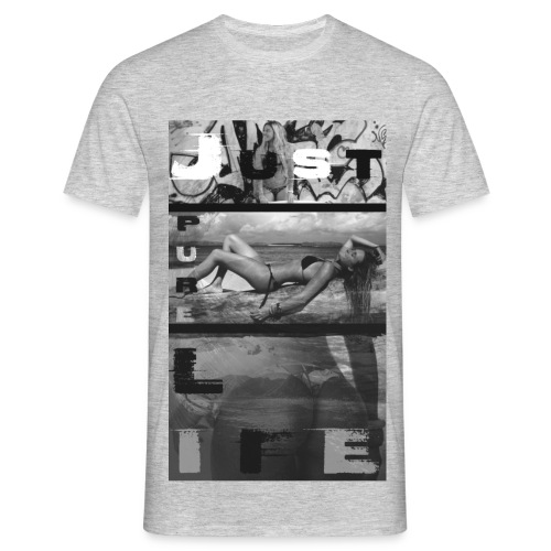 T shirt homme  lifestyle - T-shirt Homme