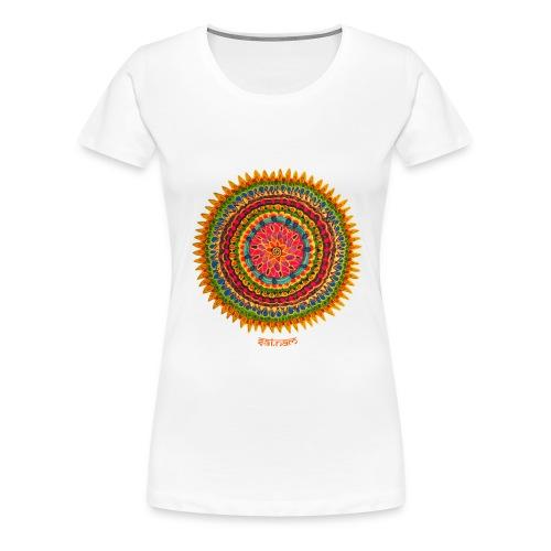 Ana's Mandalas - Women's Premium T-Shirt