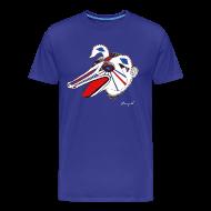 T-Shirts ~ Men's Premium T-Shirt ~ At the Masquerade Ball, Men's shirt