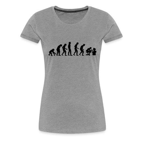 tee shirt  - T-shirt Premium Femme