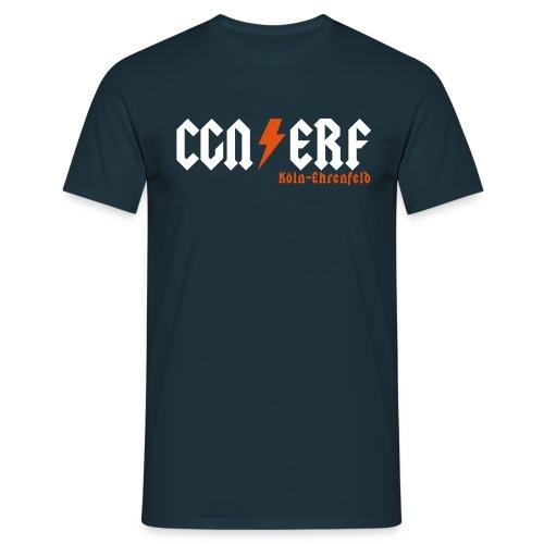 Hi Veedeli T-Shirt CGN ERF   AC-DC - Männer T-Shirt