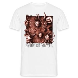 paniq shirt - Neurons: Fire At Will - Männer T-Shirt