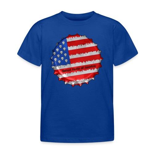 Kinder T-Shirt Skull Ami - Kinder T-Shirt