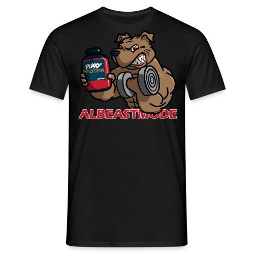 Albeastmode Uomo NoPdM - Maglietta da uomo