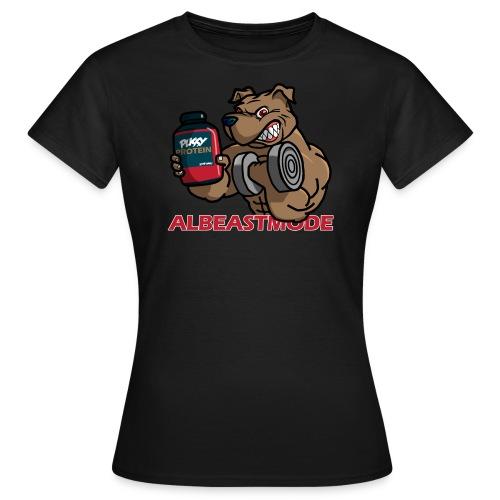 Albeastmode Donna NoPdM - Maglietta da donna