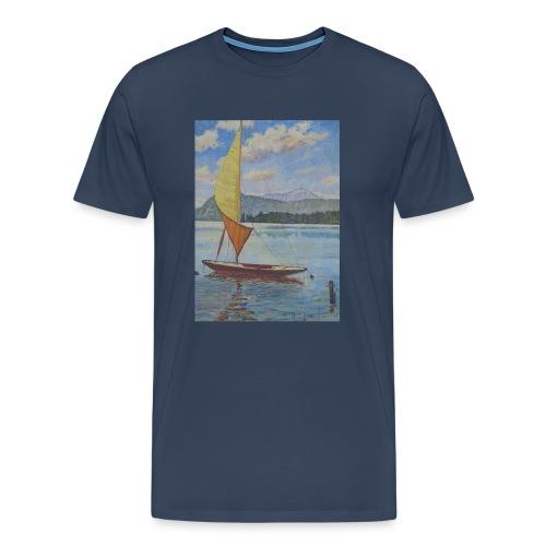 Genfer See 1951 - Männer Premium T-Shirt