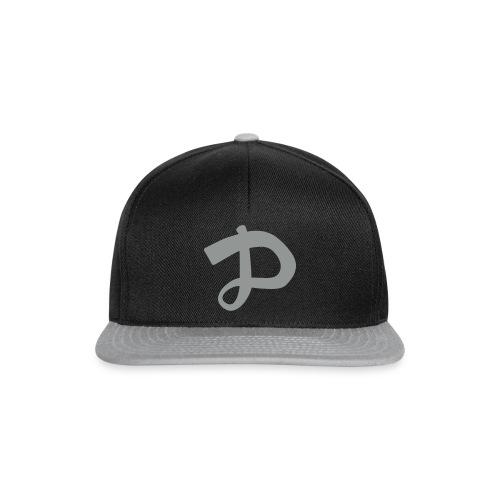 Snapback Pig&Donkey Zwart - Snapback cap