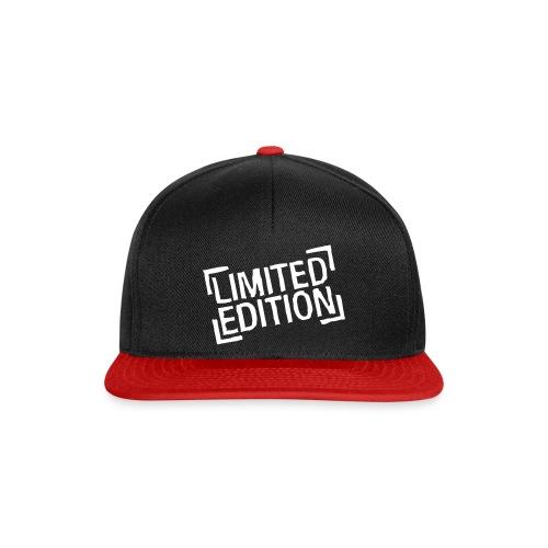 Snapback Cap Limited Editon - Snapback Cap