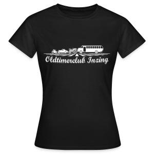 T-shirt Damen mit Beschriftung - Frauen T-Shirt
