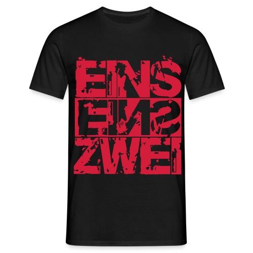Shirt für Helden! - Männer T-Shirt