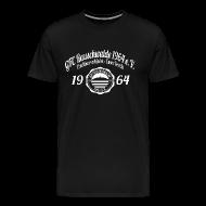 T-Shirts ~ Männer Premium T-Shirt ~ Männer 1964  - Shirt Normal Schwarz