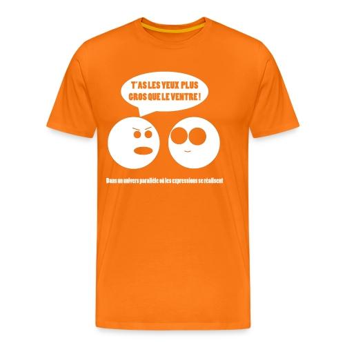 Pendant ce temps-là 2 (H) - T-shirt Premium Homme