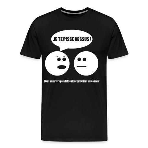 Pendant ce temps-là (H) - T-shirt Premium Homme