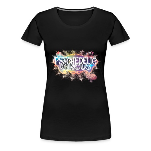 Psychedelic Circus T-Shirt (Women) - Frauen Premium T-Shirt