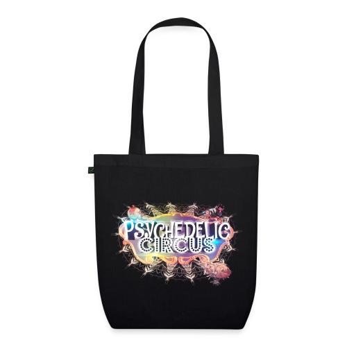 Psychedelic Circus Tasche - Bio-Stoffbeutel