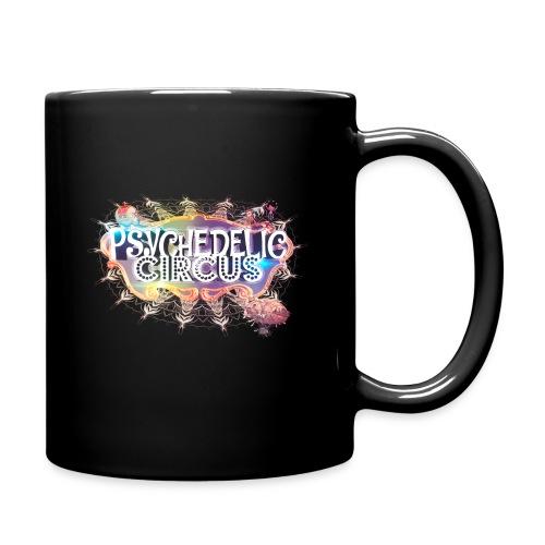 Psychedelic Circus Tasse - Tasse einfarbig
