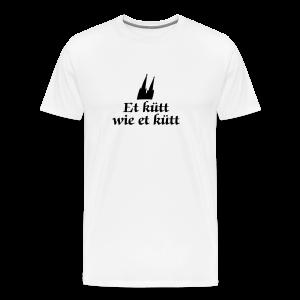Et kütt wie et kütt (Klassik) S-5XL Köln T-Shirt - Männer Premium T-Shirt