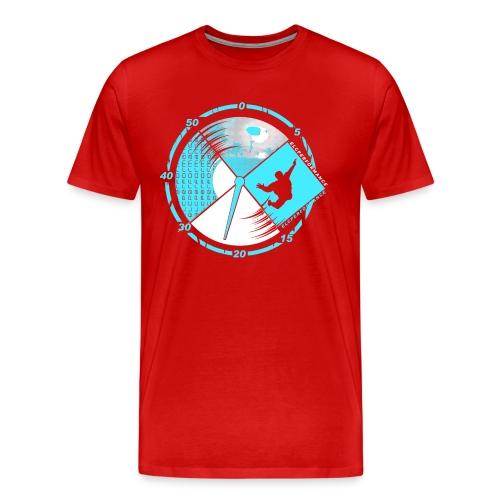 Altimeter - Männer Premium T-Shirt