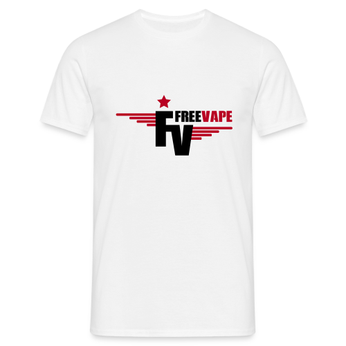 FREE VAPE - T-shirt Homme