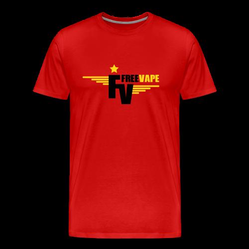 FREE VAPE - T-shirt Premium Homme