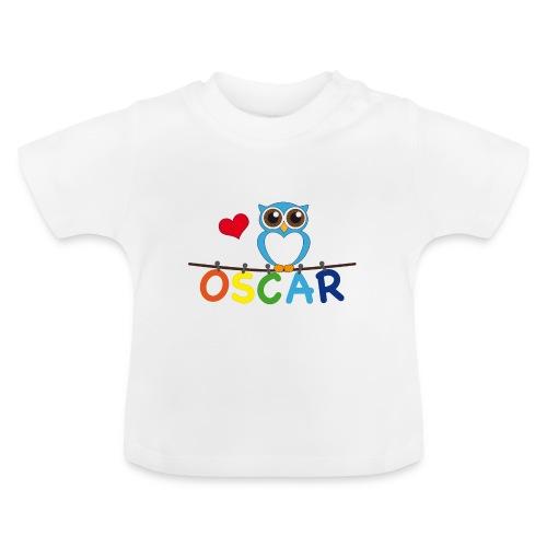 Babyshirt Eule - Oscar - Baby T-Shirt