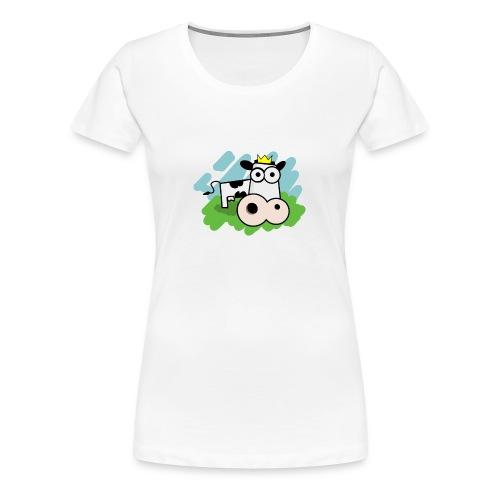 Eemnes Bruist op Koningsdag - Vrouwen Premium T-shirt