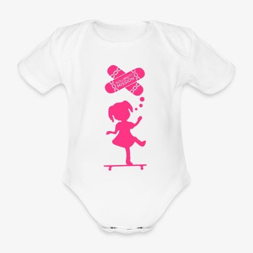 Paula Baby - Baby Bio-Kurzarm-Body