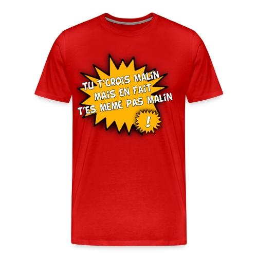 Pendant ce temps là 3 (H) - T-shirt Premium Homme