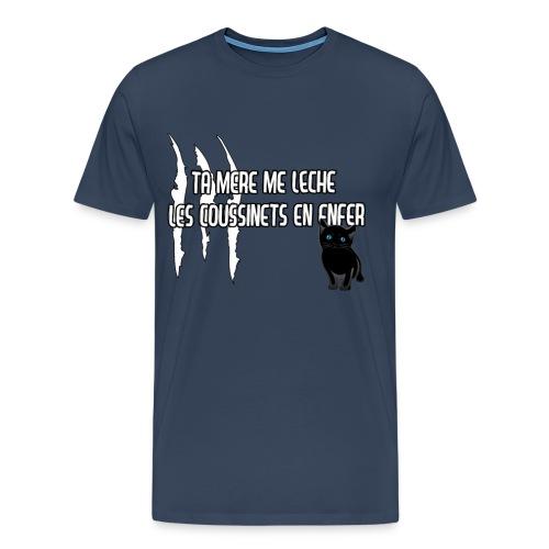 Les coussinets (H) - T-shirt Premium Homme