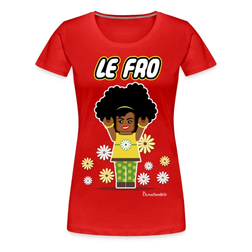 Le FroTee - Women's Premium T-Shirt