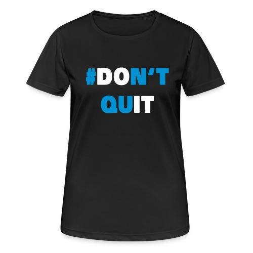 Funktionsshirt (Frauen) - Collection 2015 - Frauen T-Shirt atmungsaktiv