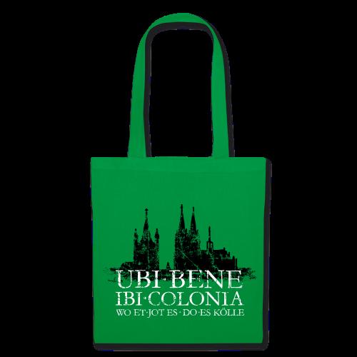 UBI BENE IBI COLONIA Köln Skyline Spruch