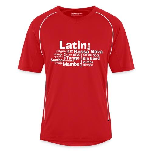 Latin Music T Shirt  - Männer Fußball-Trikot