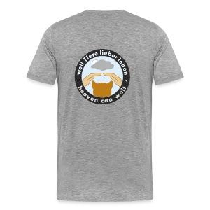 T-Shirt xxl - Männer Premium T-Shirt