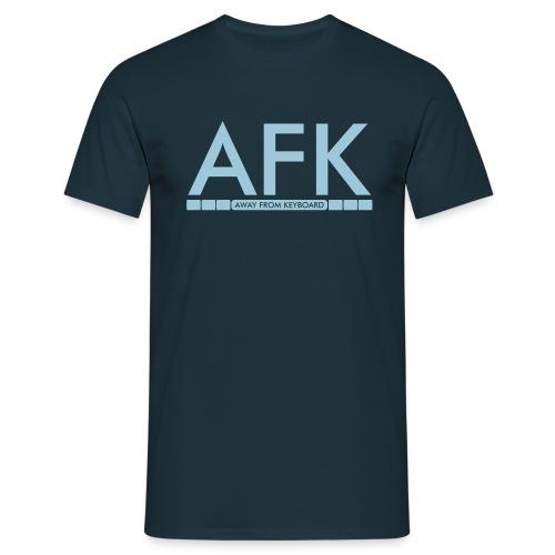 AFK - Maglietta da uomo