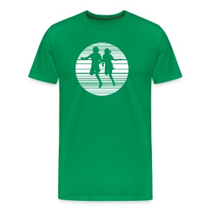 Rival Schools - United By Fate (green) - Men's Premium T-Shirt