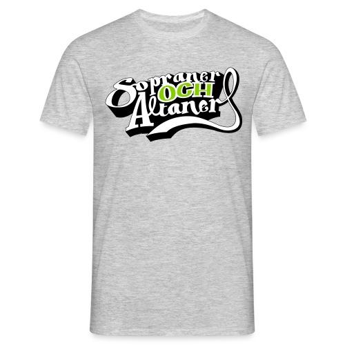Sopraner & Altaner - T-shirt herr