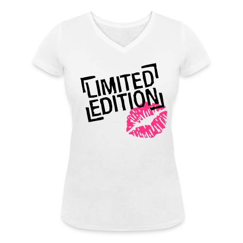 Girls Limited Edition - Women's Organic V-Neck T-Shirt by Stanley & Stella