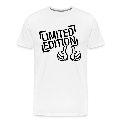 Guys Limited Edition - Men's Premium T-Shirt