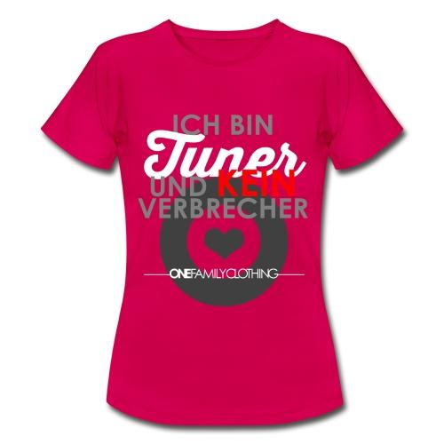 IBTUKV - Girl Shirt - Frauen T-Shirt