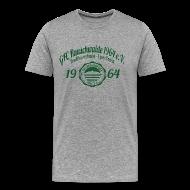T-Shirts ~ Männer Premium T-Shirt ~ Männer 1964  - Shirt Normal Grau