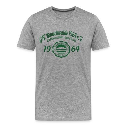 Männer 1964  - Shirt Normal Grau - Männer Premium T-Shirt