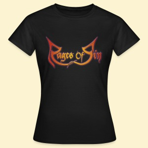 Rages of Sin - The T-shirt - girlie - Vrouwen T-shirt