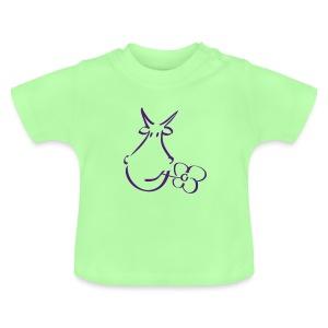Baby Kuh T-Shirt - Baby T-Shirt