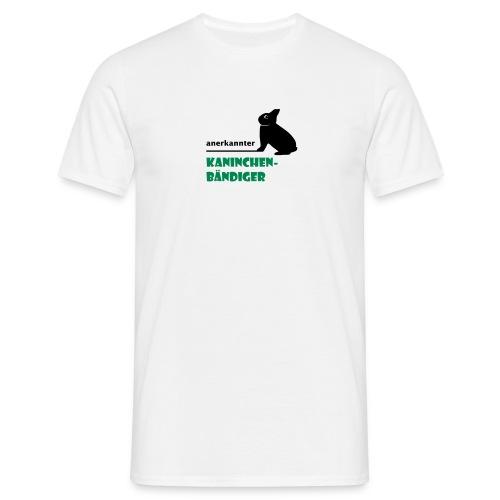 Offizieller Kaninchen-Bändiger - Männer T-Shirt