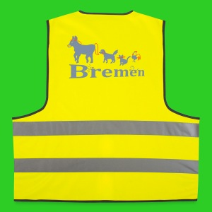Bremen, Safety Vest - Warnweste